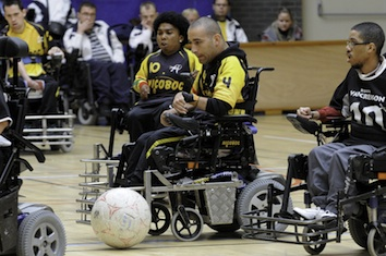 Handisport Rennes Club - Foot Fauteuil