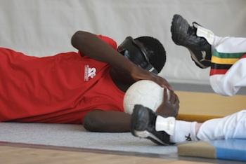 Handisport Rennes Club - Torball