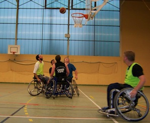 Handisport Rennes Club - Basket-ball
